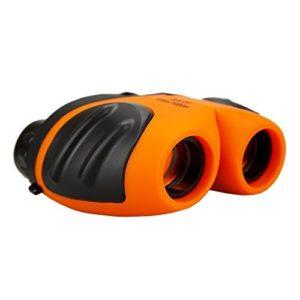 Compact Waterproof Travel Binoculars