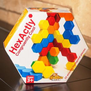 Fat Brains Toy Hexactly