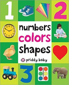 Numbers Colors Shape