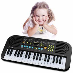 Piano keyboard for kids