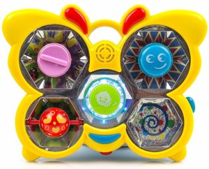 Toysery Dancing Butterfly Musical Toy for Kids