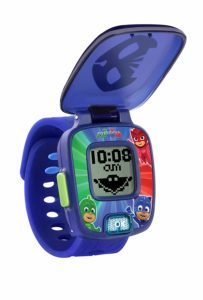 blue Super Catboy Learning Watch