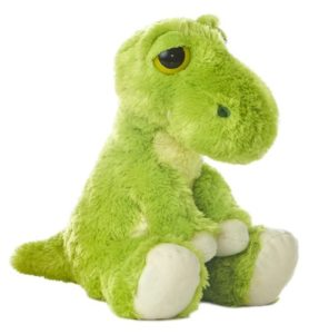 Dreamy Eyes Plush stuffed T-Rex Dinosaur