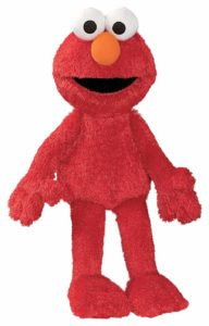 Sesame Street red Elmo Stuffed Animal