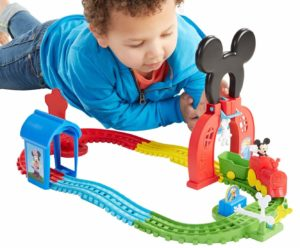 Disney Mickey Mouse Mouska Train Express