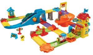Smart Wheels Train Station Playset