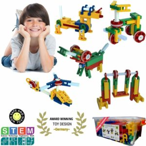 Creative Construction Educational Engineering Erector Set