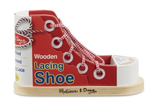 Deluxe Wood Lacing Sneaker