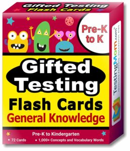 Testing Flash Cards