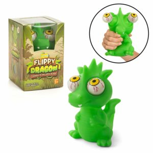 Green Squishy Squeeze Toy